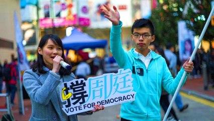 Hong Kong arrests activists before major protest