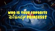 Actors Reveal Their Favorite Disney Princesses