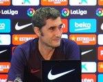 """Barça - Valverde : """"Neymar est un joueur d'une autre équipe"""""""