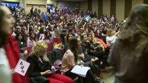 Estudiantes y Docentes por la ESI - Presentación de Dora Barrancos