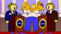 5 Simpsons Predictions Yet To Come TRUE-