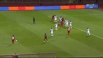 1er but de Tahrat en Arabie Saoudite