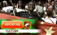 Reportage: Obsèques de DJ Arafat, l'ambiance dans le stade