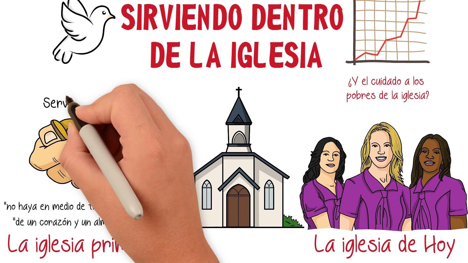 Lección 9: El Servicio en la Iglesia del Nuevo Testamento - Escuela Sabática LIKE