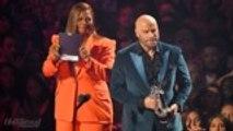 John Travolta Explains VMA Taylor Swift Mix Up | THR News