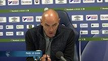 Après Caen - HAC (0-3), réaction de Paul Le Guen