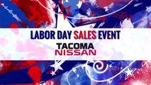 2019 Nissan Maxima Tacoma WA   Tacoma Nissan Labor Day Specials