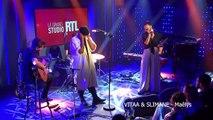 Vitaa & Slimane - Maëlys (Live) - Le Grand Studio RTL