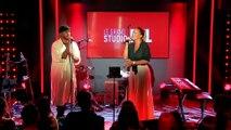 Vitaa & Slimane - A fleur de toi (Live) - Le Grand Studio RTL