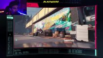 Cyberpunk 2077 - 15 Minutes Gameplay Demo [4k] Reaction!