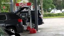 Florida residents stock up on gas as 'absolute monster' Hurricane Dorian expected to hit at Category 4