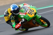 Brandon Paasch British Grand Prix Moto3 Interview