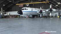 How 'hurricane hunters' help with forecasting tropical cyclones