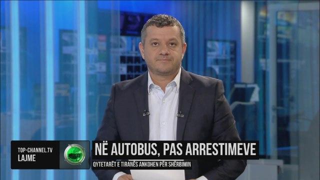 Edicioni Informativ, 31 Gusht 2019, Ora 00:00 - Top Channel Albania - News - Lajme