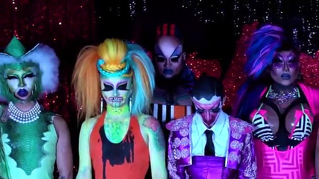 The Boulet Brothers Drugala Season 3 Episode 2:HD