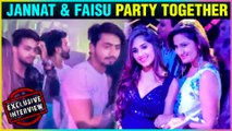 Jannat Zubair Dancing With Faisu & Friends At Her 18th Birthday Party | EXCLUSIVE Video