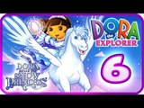 Dora the Explorer: Dora Saves the Snow Princess Part 6 (Wii, PS2) Chilly Wind Pass