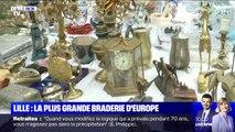 La grande braderie de Lille prête à recevoir deux millions de visiteurs ce week-end