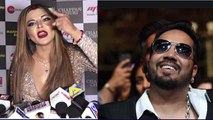 Rakhi Sawant unhappy with ban on Mika Singh; Watch video | FilmiBeat
