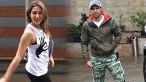 Sara Ali Khan & Varun Dhawan spotted during dance practice: Watch Video   FilmiBeat