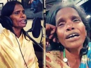 Ranu Mondal's Amazing Performance  Real Life Story  Superstar Singer