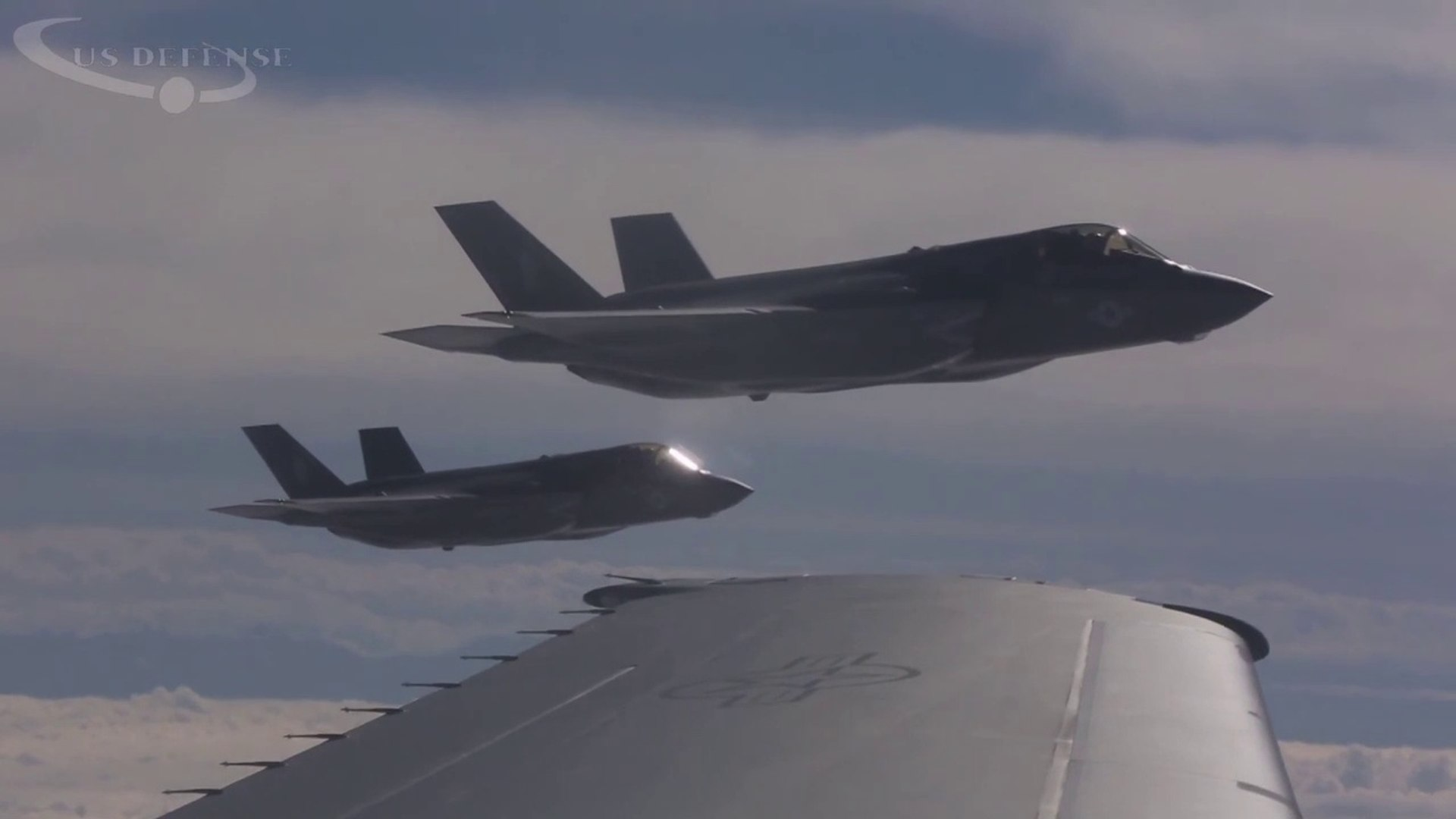 Stealth Combined- The Marines' F-35Bs Are Headed to Alaska to Fight Alongside Air Force F-22s
