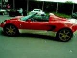 Elise, Seven, Exige, Esprit, Caterham au Lotus au Mans 2004