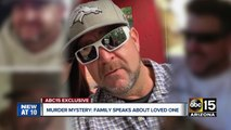 Family of Craig Cavanaugh, New Mexico man found dead in Arizona, talks to ABC15