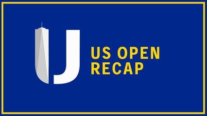 Un #Federer spietato in campo e in sala stampa agli #USOpen - Presented by BARILLA