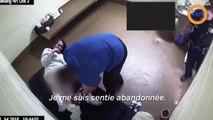 Une détenue accouche seule prison