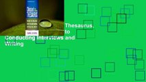 Full E-book Clinician's Thesaurus, 8th Edition: The Guide to Conducting Interviews and Writing
