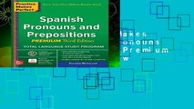 [Read] Practice Makes Perfect Spanish Pronouns and Prepositions, Premium 3rd Edition  Review