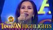 Shantal Cuizon apologizes to Louie Ocampo after her controversial tweet | Tawag ng Tanghalan