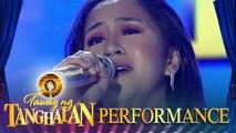 Shantal Cuizon   Because You Loved Me (Day 6 Semifinals)   Tawag ng Tanghalan