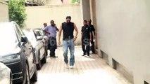 Bollywood actor Aditya Roy Kapur Spotted at Vishesh Films Office