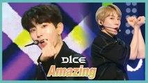 [HOT] D1CE - Amazing ,  디원스  - 놀라워 Show Music core 20190831