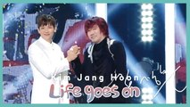 [Special Stage] Kim Jang Hoon   - Life goes on  ,  김장훈 - 사노라면 Show Music core 20190831