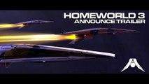 Homeworld 3 - Trailer d'annonce (PAX West 2019)