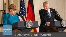 """STANDPUNKTE • Warum die USA unbedingt eine """"Koalition"""" für die Irankrise brauchen."""