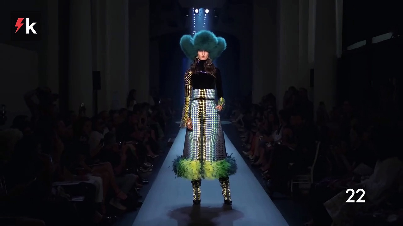 JEAN PAUL GAULTIER – FALL WINTER 2019 / 20 – COUTURE