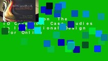 Full version  The ID CaseBook: Case Studies in Instructional Design  For Online