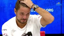 "US Open 2019 - Stan Wawrinka will play Novak Djokovic : ""I have often lost"""