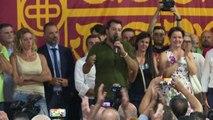Salvini risponde a Berlusconi  la Lega non ha bisogno di nessuno