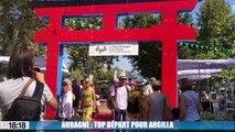 Aubagne : beaucoup de monde pour la parade inaugurale de la 15e édition d'Argilla