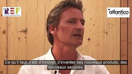 Atlantico - interview de Charles Beigbeder aux Rencontre des Entrepreneurs de France