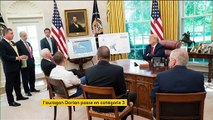 États-Unis: la Floride et la Géorgie en pleins préparatifs avant l'arrivée de l'ouragan Dorian