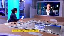 Christian Estrosi fait sa rentrée politique à Nice