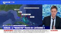 Quand l'ouragan Dorian va-t-il frapper les Bahamas et la Floride?