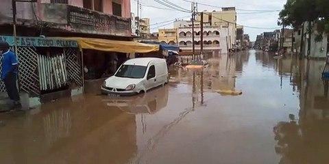 Grand Yoff inondé