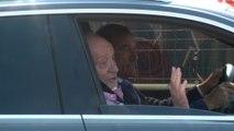 El Rey Juan Carlos recibe el alta una semana después de su operación